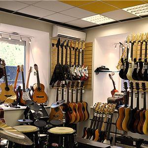 Музыкальные магазины Собинки