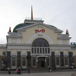 Железнодорожные вокзалы Собинки